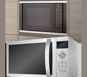 Microwave Repairs, Burnley, Lancashire, North West and Yorkshire